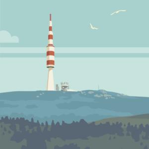 Gros plan de l'illustration Pic de Nore